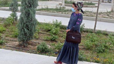 Photo of Минздрав Туркменистана рекомендовал носить маски «в связи с занесенной ветром из-за границы вредоносной пыли»