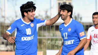 Photo of Чемпионат Таджикистана по футболу: ЦСКА обыграл «Регар-ТАДАЗ» и поднялся на четвертое место
