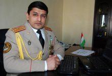 Photo of Полковник Махмадализода вновь назначен главой пресс-центра Минобороны Таджикистана
