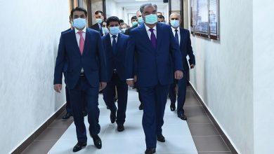 Photo of Эмомали Рахмон проведет встречу с таджикскими медиками