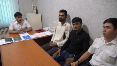 Photo of В Хатлоне задержаны трое «домушников» — рецидивистов