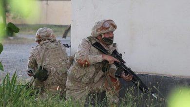 Photo of Российские военнослужащие в Таджикистане защитили военные объекты от условных боевиков